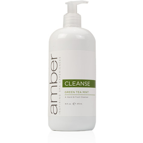 Cleanse - Green Tea Mint 16 oz. (301-GT)