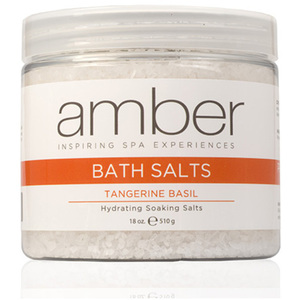 Bath Salts - Tangerine Basil 18 oz. (721-TBS)