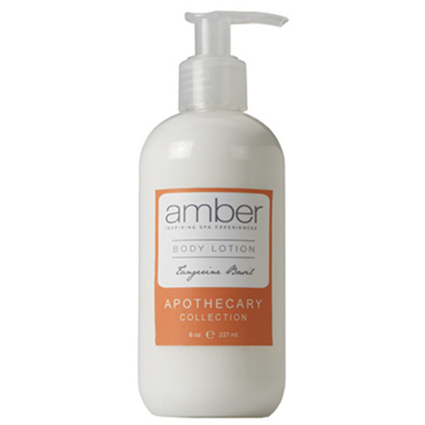 Body Lotion -Tangerine Basil 8 oz. (R654-TB)