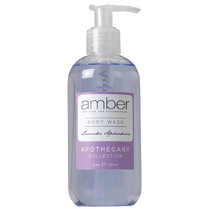 Body Wash - Lavender Aphrodisia 8 oz. (R651-L)