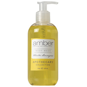 Body Wash - Vanilla Lemongrass 8 oz. (R651-VL)