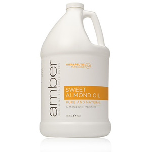 Carrier Oil - Sweet Almond Oil 1 Gallon (O-103)