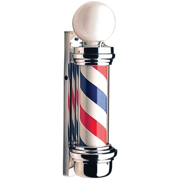Outdoor Barber Pole (PM55TL)