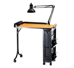 Kayline Space Save Manicure Table (PKL-G609)