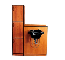 Towel Cabinet (PSink station KF001 not included) (