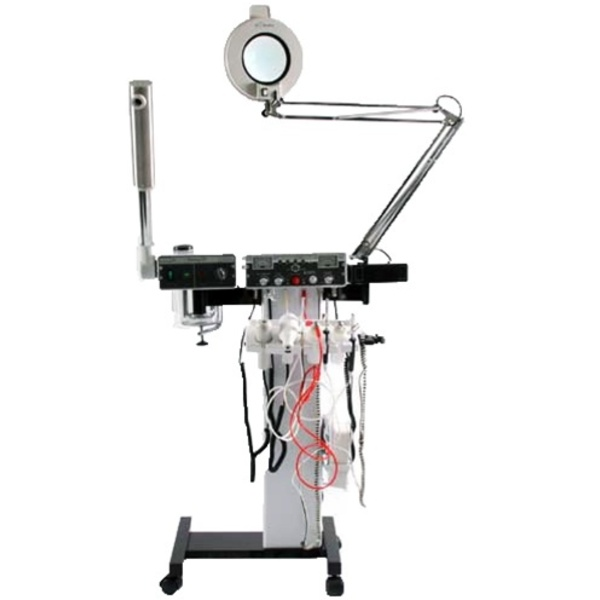 Eight-Function Facial Machine by KI NEW YORK (PKT-7000A)