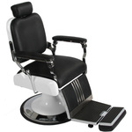 Otto Classic Barber Chair by KI NEW YORK (PK2099)