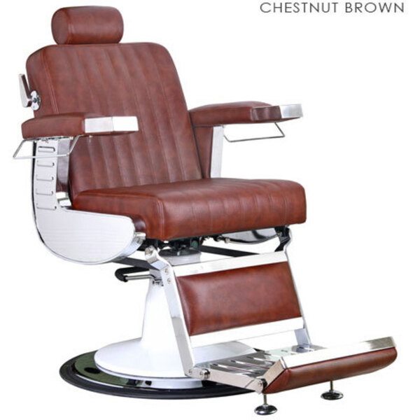 Joona Barber Chair by KI NEW YORK (PK2095)