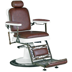 Anton Barber Chair by KI NEW YORK (PK2096)