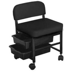 The Sara Economical Pedicure Stool by KI NEW YORK (PK5070)