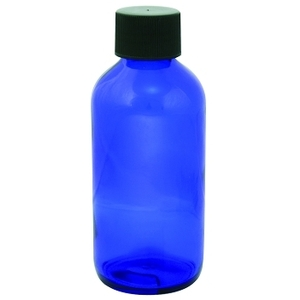 LUXOR Pro Bottle Collection - Cobalt Glass Bottle