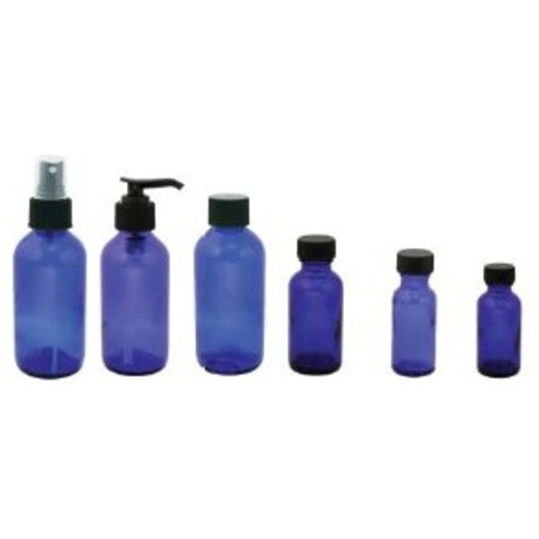 LUXOR Pro Bottle Collection - Cobalt Bottle Pre-Pa