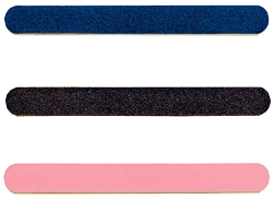 LUXOR Nail Files - Oreo Extra Thick Board Pink