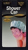 LUXOR Spa Collection - Jumbo Shower Cap with Print