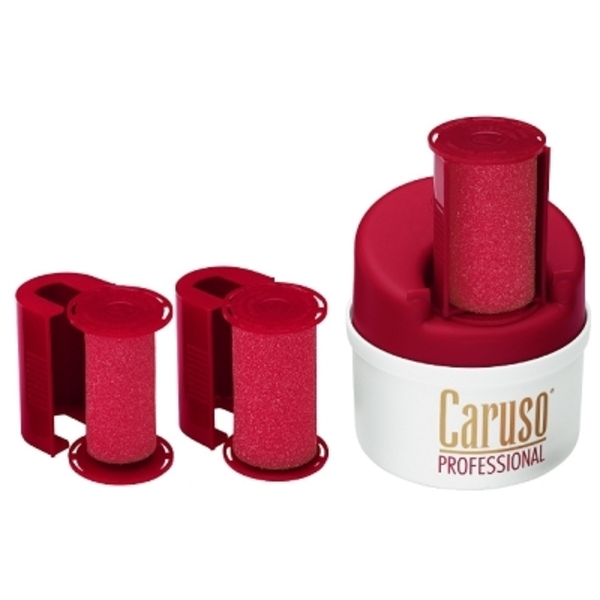 CARUSO 14 Piece Steam Rollers