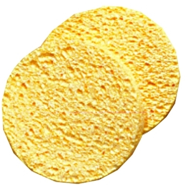 NENS Cellulose Deep Facial Sponge 2 Pack