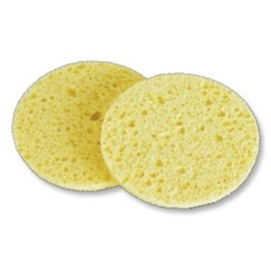 Cellulose Facial Sponges 12 Pack by Lure Bath (N20912)