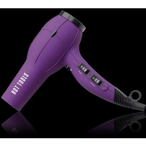 Royal Velvet Lightweight Ionic® Anti-Static Professional Dryer - Purple (H-1023PL)