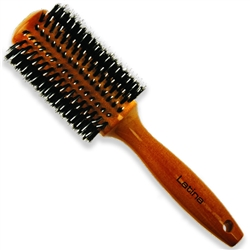 "Orange Wood Boar Brush 2.75"" Barrel (B36LLAT)"