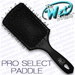 Wet Brush Pro Select Paddle Brush Black (B831W-PS)
