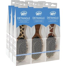 Wet Brush - Safari Collection - 9 Piece Display (ZWP830ASIP)