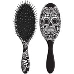 The Wet Brush Detangler - Sugar Skull Collection - White Rose (BSC830SKBW)