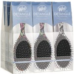The Wet Brush Detangler - Sugar Skull Collection - Assortment Display 9 Brushes (ZWP830SGSK)