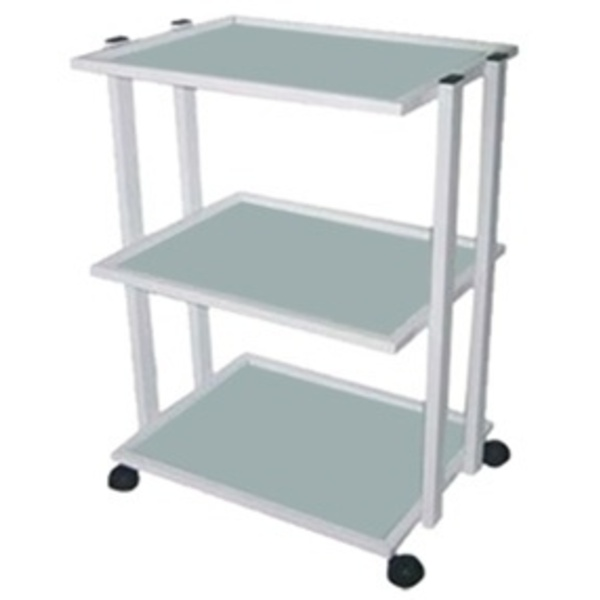 Meishida Glass Cart with 3 shelves (CM-3028A)