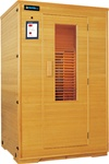 Irfrared Sauna Room by SkinMate (SM-2PS)