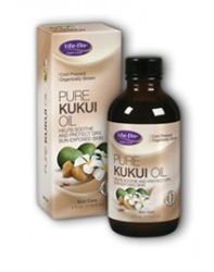 Pure kukui nut oil