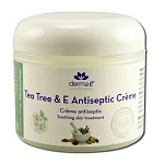 Tea Tree & E Antiseptic Creme 4 oz by Derma-E Skin