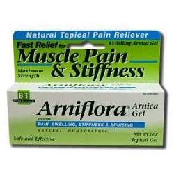 Arniflora Arnica Gel 1 fl oz by Boericke and Tafel