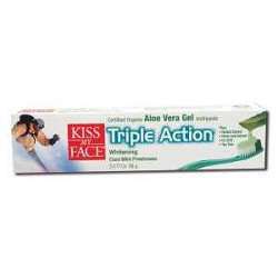 Aloe Vera Oral CareTriple Action Toothpaste 3.4 o