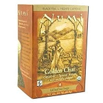 Numi Golden Chai Spiced Assam Black Tea 18 Tea Bag