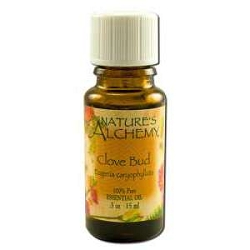 Pure Essential Oil Clove Bud 0.5 oz by Nature's A