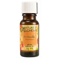 Pure Essential Oil Fir Needle 0.5 oz by Nature's