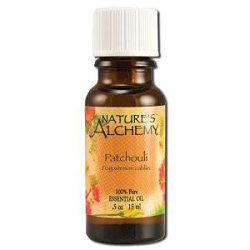 Pure Essential Oil Patchouli 0.5 oz by Nature's A