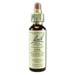 Oak 20 ml by Bach Flower Remedies 20 mL