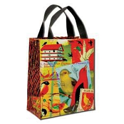 Bird Shopper Bag by Blue Q