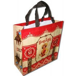 Boss Lady Shopper Bag by Blue Q