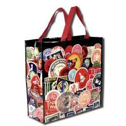 World Shopper Bag by Blue Q