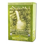 Numi Rainforest Green Mate Lemon Myrtle Green Tea