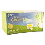 Premium Green Tea 20 Tea Bags by Prince of Peace