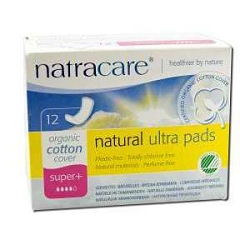 Natural Pads Super Ultra Plus 12 Pads by Natracar