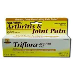 Triflora Arthritis Gel 2.75 fl oz by Boericke and