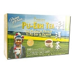 Premium Black Tea 100 Tea Bags by Prince of Peace
