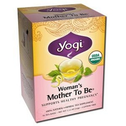 Woman's Mother To Be Tea 16 Tea Bags by Yogi Tea C