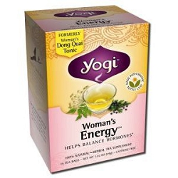 Woman's Dong Quai Tonic 16 Tea Bags by Yogi Tea Co