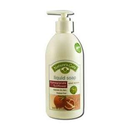 Moisturizing Liquid Soap Pomegranate 16 oz by Na