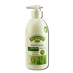 Moisturizing Liquid Soap Aloe Vera 16 oz by Natu